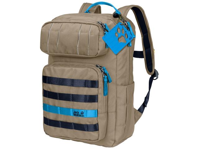 Jack Wolfskin Little TRT Backpack Kids sand dune